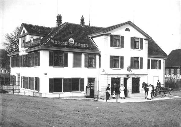 Metzgerei und Restaurant Ochsen