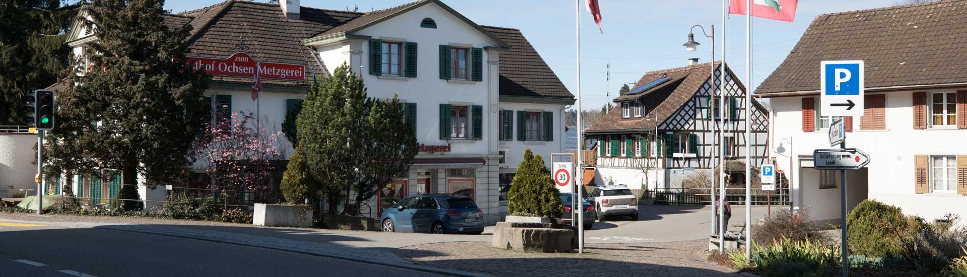 Dorfplatz Islikon